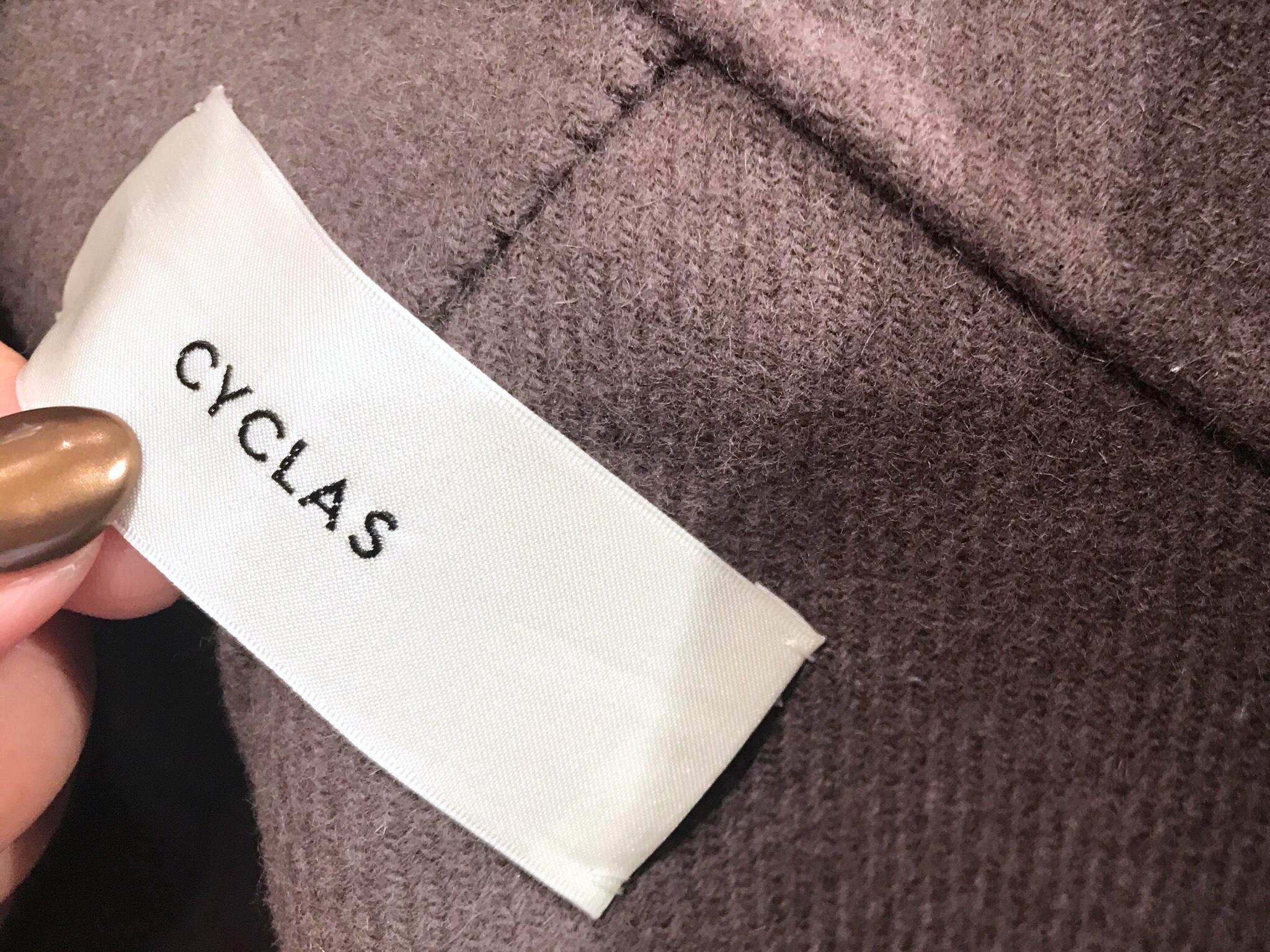 AUTUMN&WINTER COLLECTION (CYCLAS)