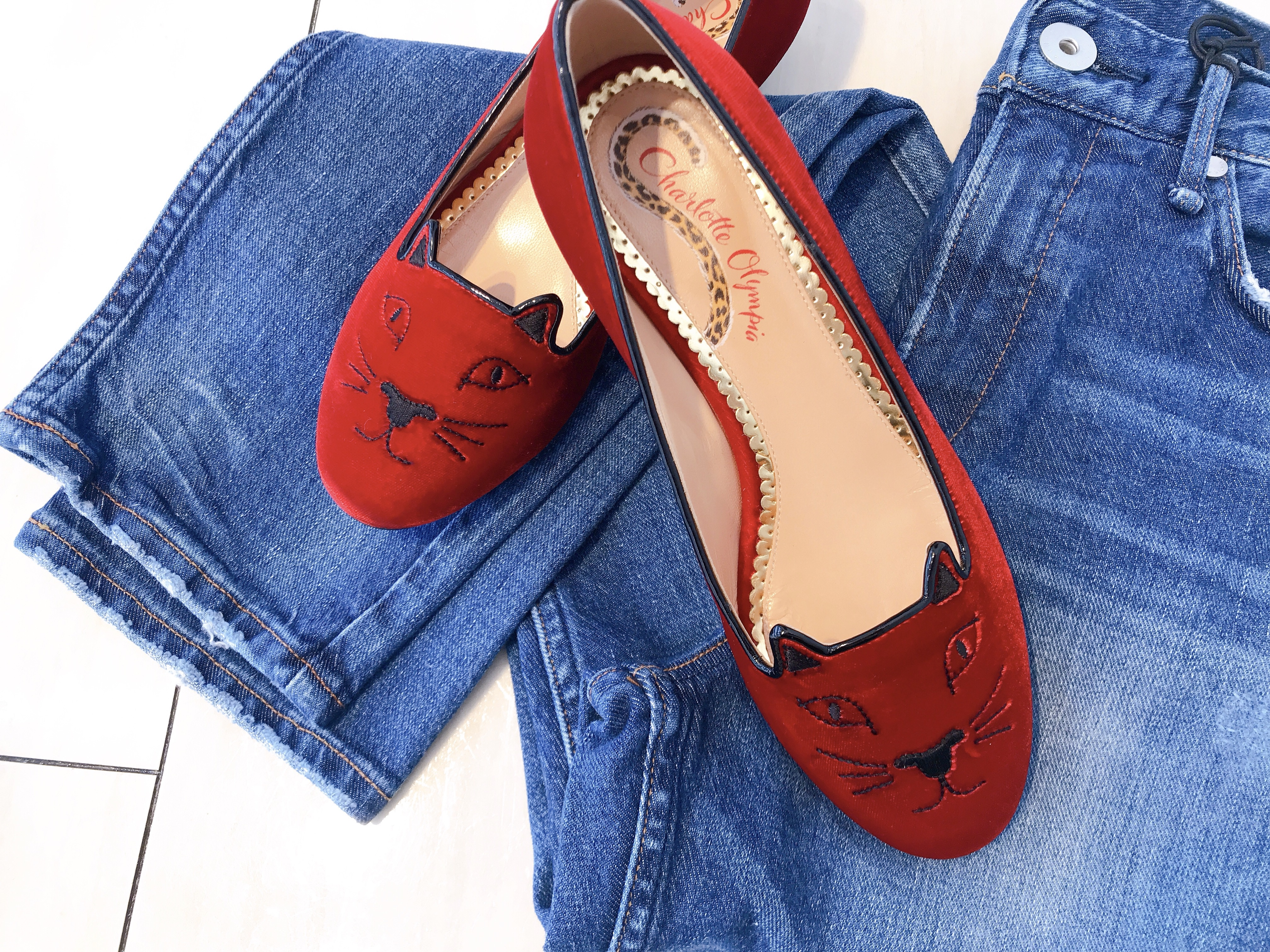 NEW IN★ (Charlotte Olympia)
